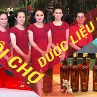 Sâm Ngọc Linh Tham Gia Hội chợ Dược liệu và sản phẩm Y dược cổ truyền toàn quốc Lần thứ nhất năm 2019