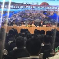 Hội nghị Phát triển du lịch miền Trung và Tây Nguyên khai mạc tại Huế